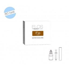ELOS-TEST FE - Iron-   FRESH – MARINE  - 80 test