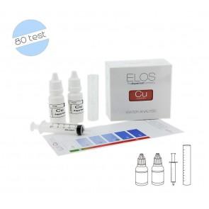ELOS-TEST CU - Copper -  FRESH - MARINE - 80 test
