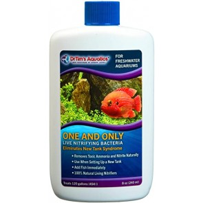 Dr Tim's one & only Fresh Water 8 oz