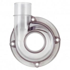 Abyzz Pump Head A200/400 clear acrylic