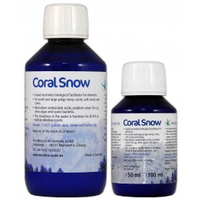 Korallen Zucht:Coral snow 500ml