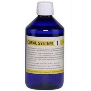 Korallen Zucht:Coral System 1 500ml