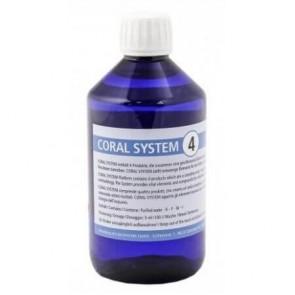 Korallen Zucht:Coral System 4 250ml
