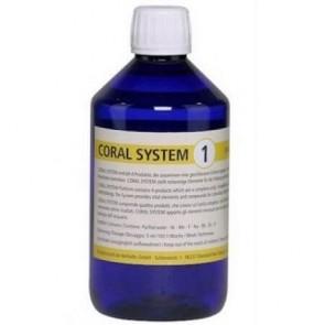 Korallen Zucht:Coral System 1 1000ml