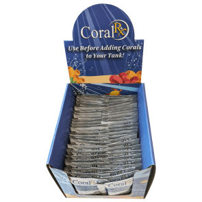 Coral RX Pro ONE SHOT 50 Pack Merchandiser